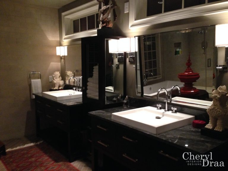 Cheryl Draa Bathroom